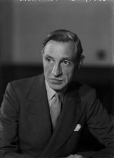 Sir John Monro Troutbeck, by Walter Stoneman - NPG x189025