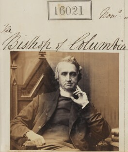 George Hills, by Camille Silvy - NPG Ax63949