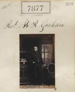 Malise Reginald Graham, by Camille Silvy - NPG Ax57716
