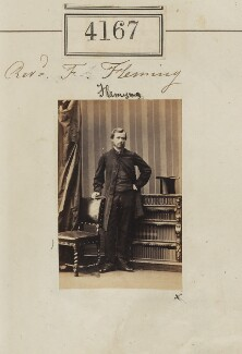 Fletcher Fleming, by Camille Silvy, 5 June 1861 - NPG Ax54182 - © National Portrait Gallery, London
