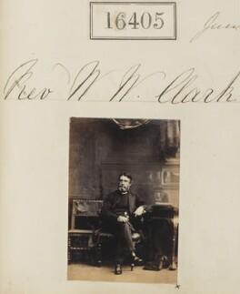 William Wilcox Clarke, by Camille Silvy - NPG Ax64318