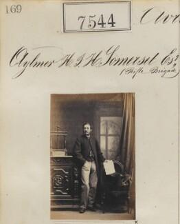 Aylmer Howard Tynte Henry Somerset, by Camille Silvy - NPG Ax53368
