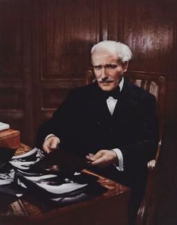 Arturo Toscanini, by Horst P. Horst - NPG x137752