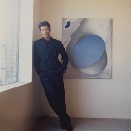 Calvin Klein, by Horst P. Horst - NPG x137754