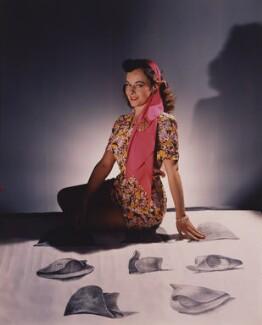 Paulette Goddard, by Horst P. Horst - NPG x137758