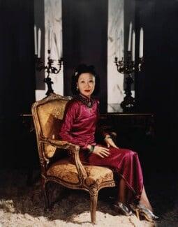Madame Wellington Koo (née Hui-lan Oei), by Horst P. Horst - NPG x137761
