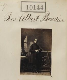 Albert Boudier, by Camille Silvy - NPG Ax59859