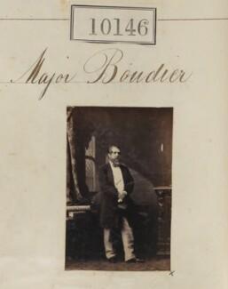 Edward William Boudier, by Camille Silvy - NPG Ax59861