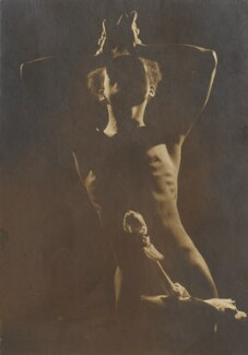 Berto Pasuka, by Angus McBean - NPG Ax183878