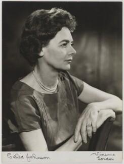 Dame Celia Johnson, by Vivienne - NPG x137769