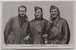 William Leefe Robinson; Wulstan Joseph Tempest; Frederick Sowrey, for Rotary Photographic Co Ltd - NPG x137771