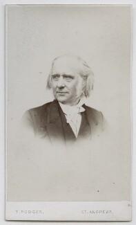 Thomas Guthrie, by Thomas Rodger - NPG Ax39863