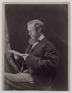 Hon. George Charles Brodrick, by John Fergus - NPG x126747