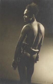 Berto Pasuka, by Angus McBean - NPG Ax183874
