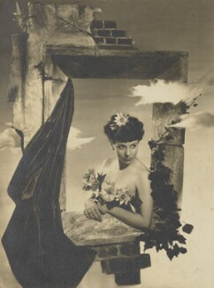 Margaret Rawlings, by Angus McBean - NPG Ax183851