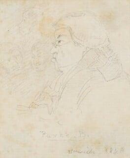 James Parke, 1st Baron Wensleydale, by Sebastian Evans - NPG 2173(1)