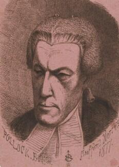 Sir Charles Edward Pollock, by Sebastian Evans - NPG 2173(4)