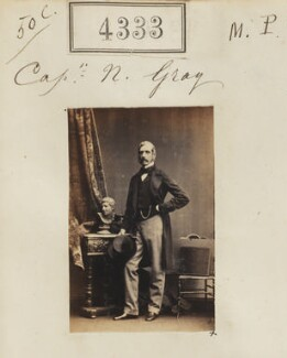 William Gray, by Camille Silvy - NPG Ax54346