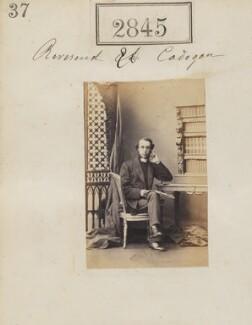 Edward Cadogan, by Camille Silvy - NPG Ax52234