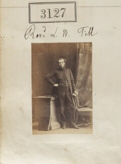 Lawrence William Till, by Camille Silvy - NPG Ax52527