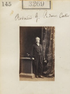 George Robert Davies Cooke, by Camille Silvy - NPG Ax52670