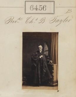 Charles Benjamin Tayler, by Camille Silvy - NPG Ax56390