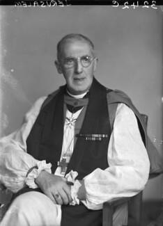 Weston Henry Stewart, by Walter Stoneman - NPG x189533