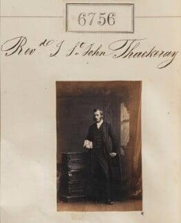 Francis St John Thackeray, by Camille Silvy - NPG Ax56682
