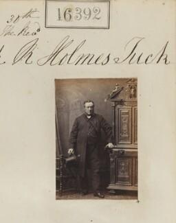 Richard Holmes Tuck, by Camille Silvy - NPG Ax64305