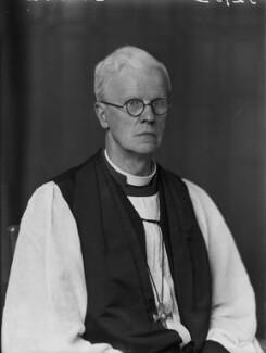 Charles John Godfrey Saunders, by Walter Stoneman - NPG x189579