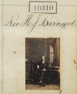 Henry John Barnard, by Camille Silvy - NPG Ax60024