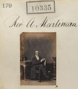 Arthur Martineau, by Camille Silvy - NPG Ax60049