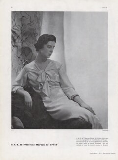 Princess Marina, Duchess of Kent, by Horst P. Horst - NPG x137794