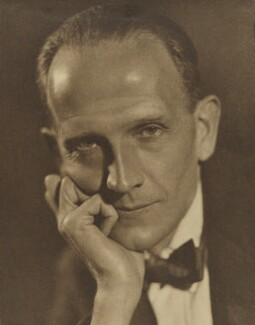 A.A. Milne, by Howard Coster - NPG Ax2274