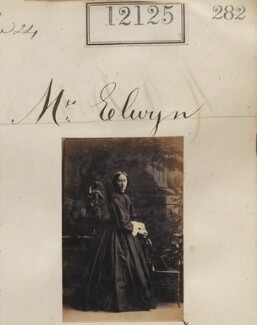 Mary Ann Elwyn (née Kittoe), by Camille Silvy - NPG Ax61799