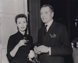 Claire Bloom; Laurence Olivier, by P.A. Reuter Photos Ltd - NPG x184247