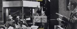 Benjamin Britten, by Erich Auerbach - NPG x184265
