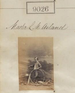 Lawford Maclean Acland, by Camille Silvy - NPG Ax58849