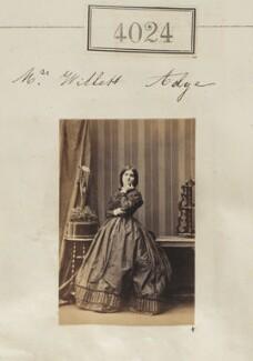 Elizabeth Adye (née Ross), by Camille Silvy - NPG Ax54039