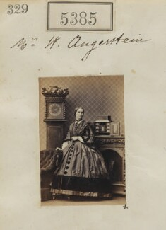 Probably Mary Ann Angerstein (née Nettleship), by Camille Silvy - NPG Ax55345