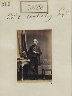 Probably Edmund Edward Antrobus, by Camille Silvy - NPG Ax55289