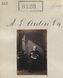 Richard Edward Arden, by Camille Silvy - NPG Ax57946