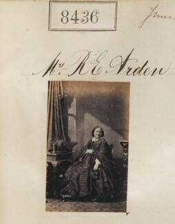 Mary Arden (née Finney), by Camille Silvy - NPG Ax58258