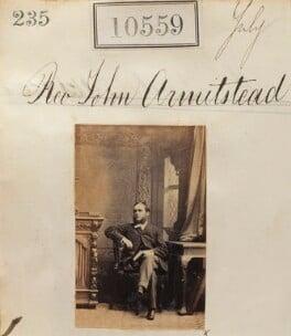 John Richard Armitstead, by Camille Silvy - NPG Ax60273