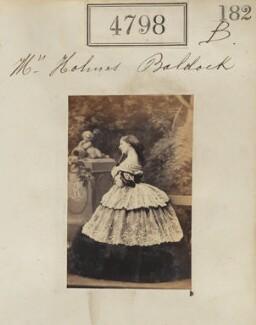 Probably Elizabeth Mary Baldock (née Corbet), by Camille Silvy - NPG Ax54808