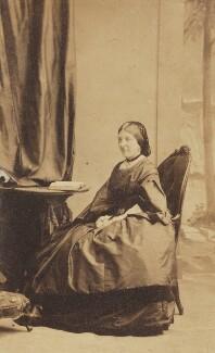 Louisa Ann Eden (née Parker), by Unknown photographer - NPG Ax137858