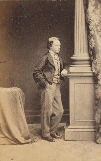 Charles John Eden, by Unknown photographer - NPG Ax137868