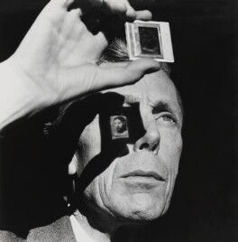 Anthony Blunt, by Lord Snowdon, 24 October 1963 - NPG  - © Armstrong Jones