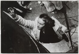 Barbara Hepworth, by Lord Snowdon - NPG P1951