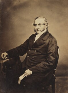 William Fisher, by Unknown photographer - NPG Ax137870